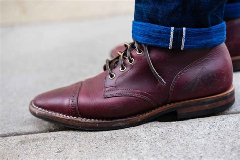 viberg color  chromexcel service boot review