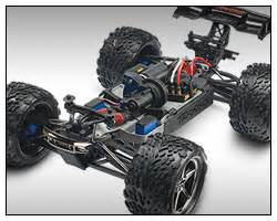 Traxxas 1 10 Scale Erevo 4wd Brushless Electric Monster