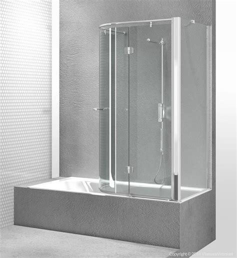 paraschizzi vasca da bagno parete per vasca in vetro temperato replay sr se