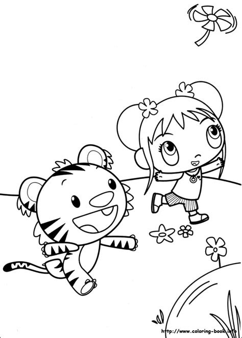 ni hao kai lan printable coloring pages coloring home