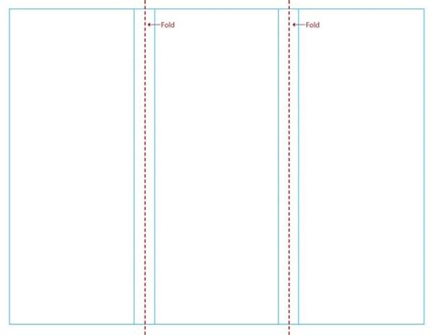 blank brochure templates for microsoft word theveliger