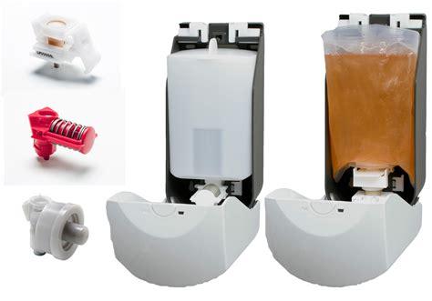 Dispenser Di dispenser di sapone brightwell modular montato a parete