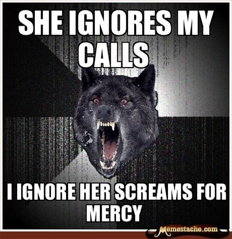 Wolf Meme - psycho wolf memes image memes at relatably com