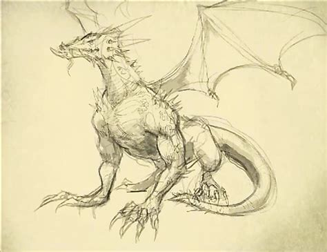 Drawing Dragons by How To Draw A Drawing And Digital Painting