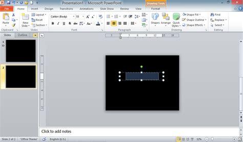 membuat video teks animasi membuat animasi teks tersorot lu sipowerpoint