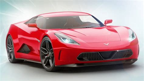 2020 Chevrolet Corvette Z06 by 2020 Corvette C8 To Rewrite History And Of Sports
