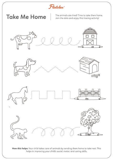 Amazing Worksheets by 9 Fantastic Ways To Introduce Your Child To Animals