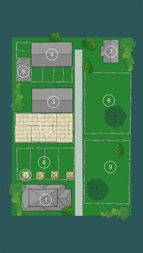 land layout design 11 best images about farm layout what fits on pinterest