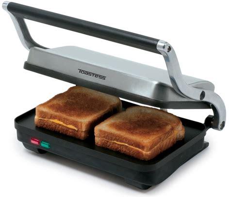 Summer Lunch Menu Ideas For Entertaining - sandwich grill