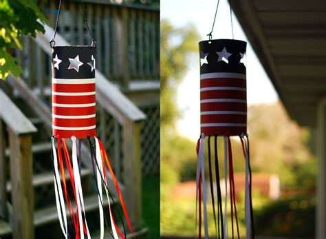 hanging paper craft how to make a 4th of july hanging paper lantern craft