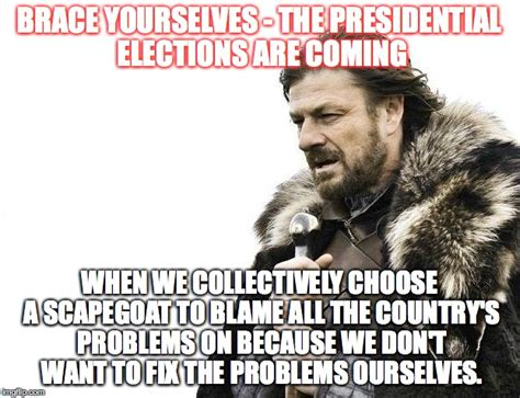 Meme Generator Brace Yourselves - brace yourselves x is coming meme imgflip