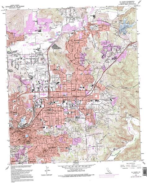 maps g el cajon topographic map ca usgs topo 32116g8