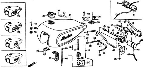 1996 honda shadow 1100 wiring system diagram wiring diagrams