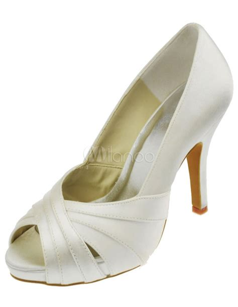 Wedding Shoes High Heels Ivory by Ivory High Heel Wedding Shoes 28 Images Beautiful