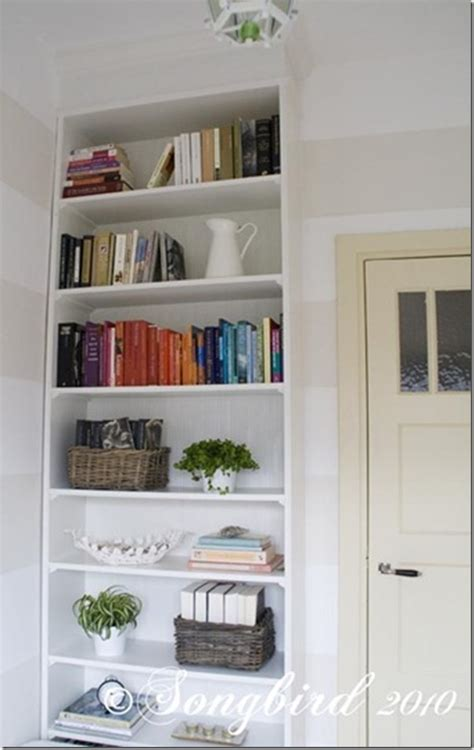 Ikea Billy Bookcase Built In Look Den Project Built In Billy Bookcase Ideas Southern