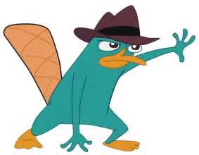 perry agent clipart