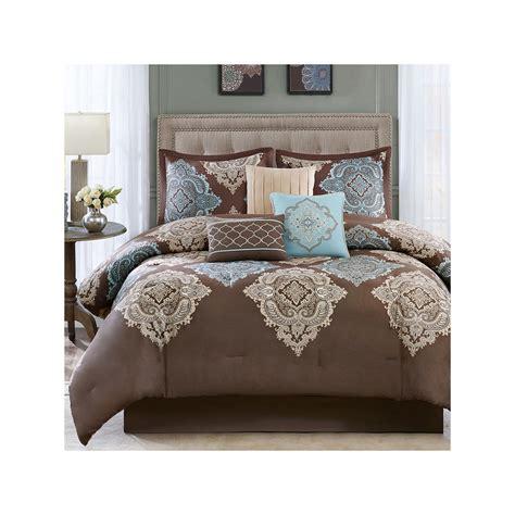 cheap madison park barnett 7 pc comforter set limited