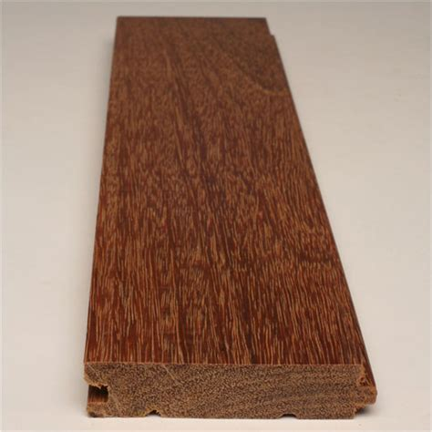 Dark Cumaru, Brazilian Chestnut Hardwood Flooring   Dark