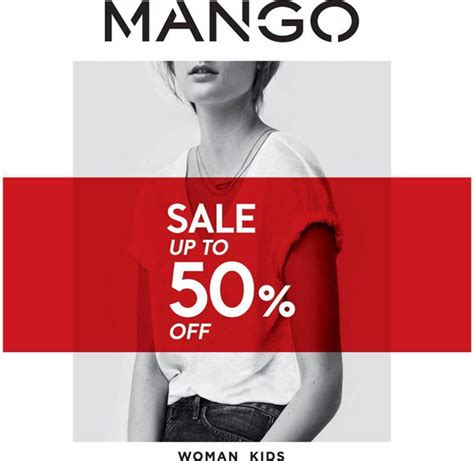 Mango Sale by Mango Sale Up To 50 Whereonsale