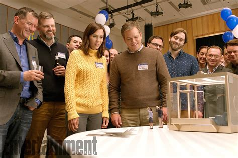 downsizing movie downsizing first look alexander payne s next film