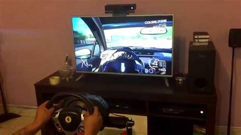 volanti xbox one pilotando volante thrustmaster tx 458 italia xbox