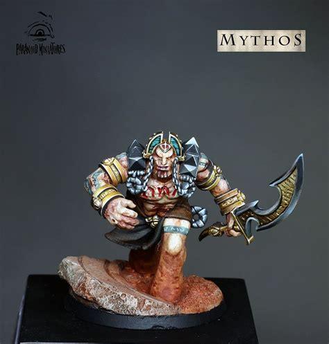 paranoid miniatures paranoid announce the kickstarter launch date for mythos