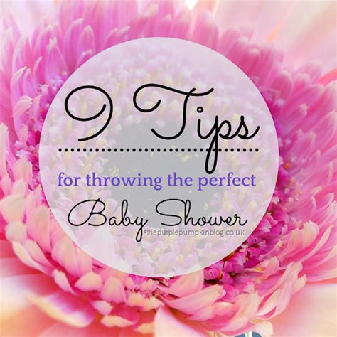 When To Throw Baby Shower by 9 Tips For Throwing The Baby Shower