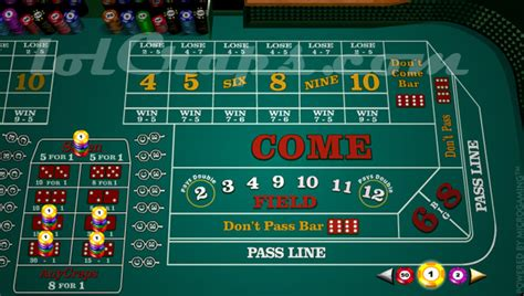 Crap Table Layout by Craps Whirl World Bet Explained