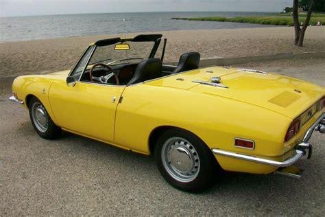 1972 fiat spider 1972 fiat 850 spider antique auto sales classic cars