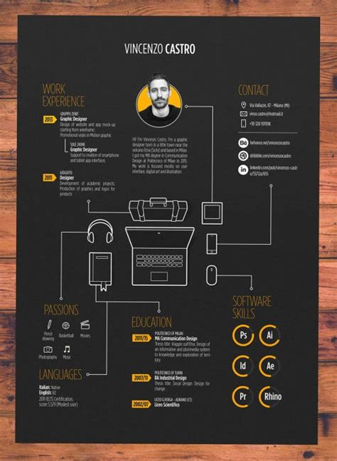 Creative Resume Design Templates by 50 Simple Creative Resume Cv Design Ideas Exles