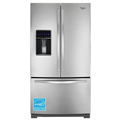 whirlpool door refrigerator complaints whirlpool wrf736sdam 26 1 cuft door refrigerator 4