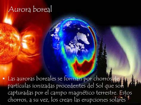 las imagenes virtuales se forman presentacion aurora boreal