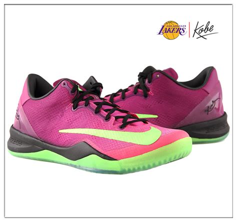fb kopbi nike kobe viii 8 system mc mambacurial fb limited edition