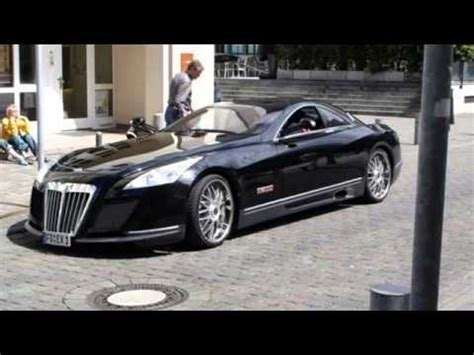 who owns a maybach maybach exelero who owns