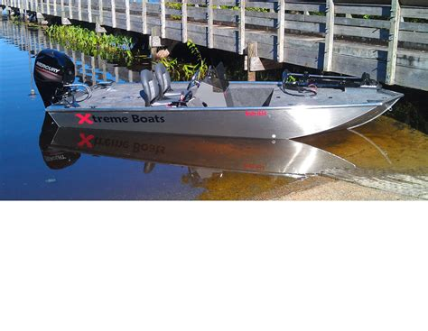 semi v flat bottom boat brute series aluminum boats xtreme boats