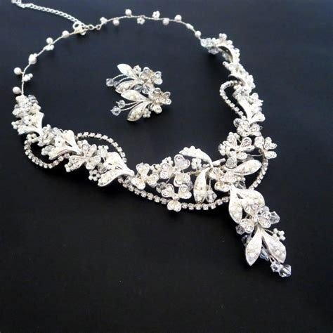 Bridal Jewelry Sets for Perfect Wedding   Resolve40.com