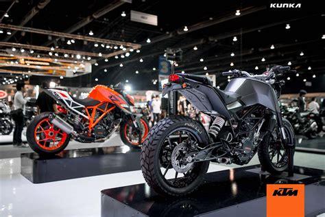 Ktm Duke 200 Tires Ktm 200 Duke T Concepts By Kunka Asphalt Rubber