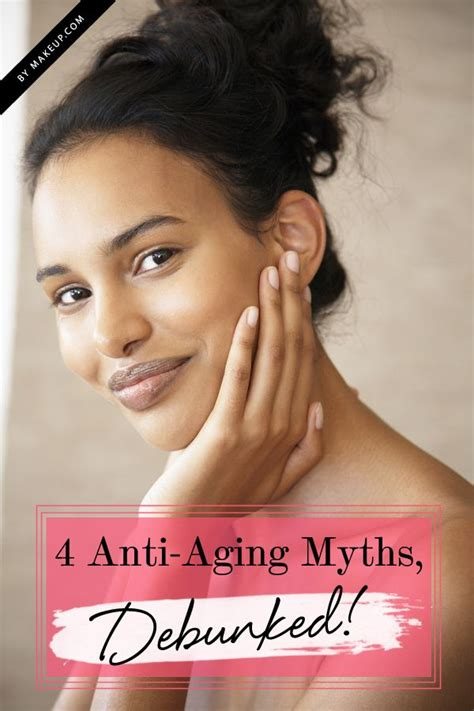 8 Wrinkle Myths by 87 Best Anti Aging Tips Images On