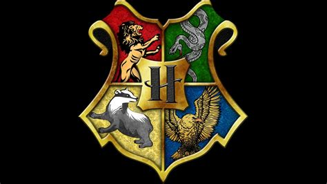 four houses of hogwarts harry potter hogwarts 4 houses youtube