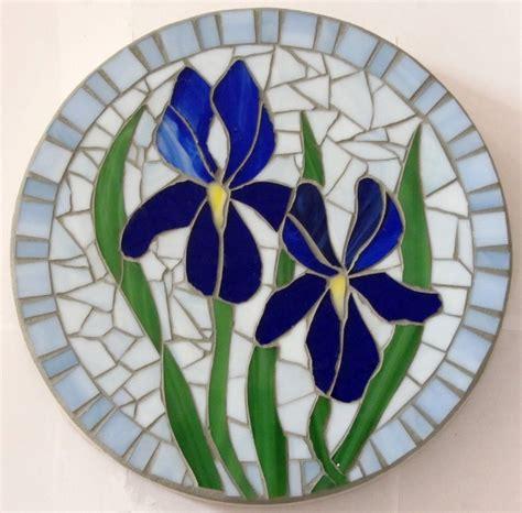 mosaic iris gallery creative glass guild of queensland