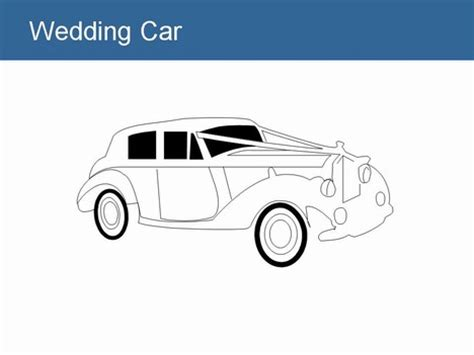 Wedding Clip Template by Wedding Car Clipart 2017 Ototrends Net