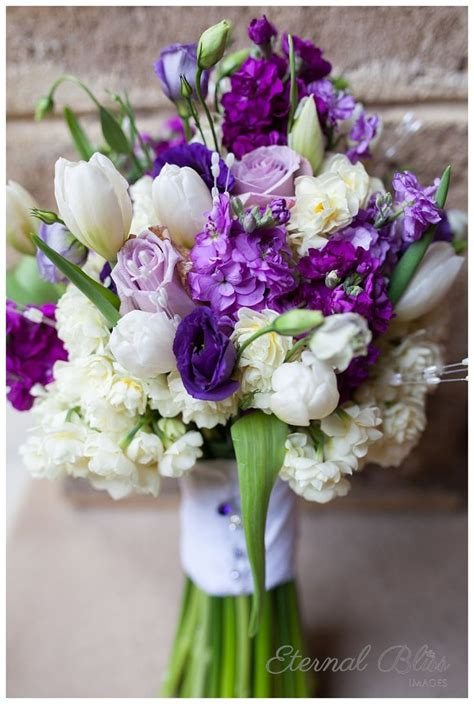 Wedding Bouquet by Best 25 Purple Wedding Bouquets Ideas On