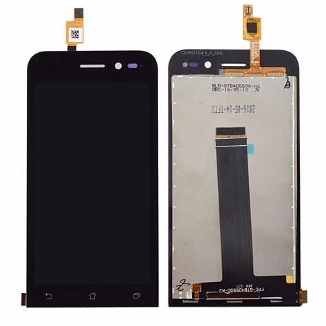 Lcd Zenfone Go frontal display lcd completo tela touch asus zenfone go mini zb452kg maniacelular br
