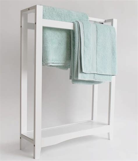 white towel rails for bathrooms 25 best ideas about wooden towel rail on