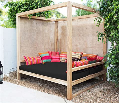14 Outdoor Beds Perfect For Summer Naps Outdoor Furniture Bed