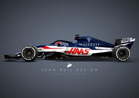Haas Mba 2017 2018 by Haas Maserati F1 Partnership Would Be