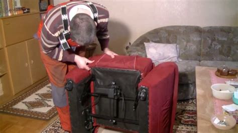 how to disassemble a lazy boy recliner repairing an electric recliner youtube