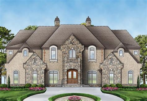 european french country house plans house plan 72171 at familyhomeplans com
