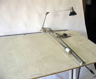 Bieffe Drafting Table Bieffe Drafting Table Zetland