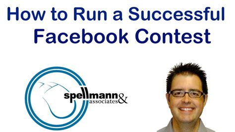 How To Run A Giveaway On Youtube - how to run a successful facebook contest youtube